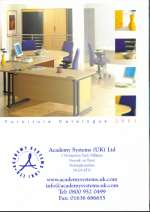 Academy Systems UK Ltd - Main Catalogue